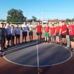Турнир по гандболу в МАОУСОШ №4