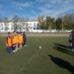 Открытый турнир по мини-футболу «Золотая осень – 2018» среди воспитанников 2008-2009 годов рождения