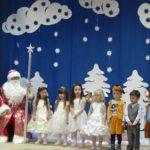 Новогодние утренники в дошкольных образовательных организациях