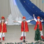 Муниципальный фестиваль детского творчества «Созвездие талантов»