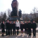 Первый съезд Союза казачьей молодежи в г.Краснодаре