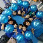 Акция «Зажги синим», посвященная Всемирному Дню распространения информации о проблеме аутизма