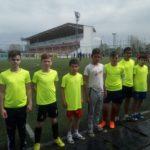 Зональный этап соревнований по мини-футболу
