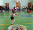 Зональные соревнования «Веселые старты» среди воспитанников дошкольных образовательных учреждений муниципального образования Успенский район