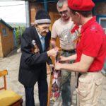 Учащиеся МБОУСОШ№1 с. Успенского 11 мая 2019 года посетили ветеранов
