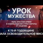 «Роль Красной Армии в освобождении стран Европы от нацизма»