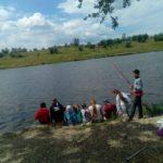 МБОУООШ№15- поход на Коноковские пруды