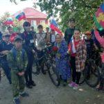 Велопробег, посвящённый 75-летию Победы
