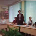 Семинар в МБОУСОШ№12 в рамках межмуниципального взаимодействия