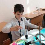 Урок химии с использованием современного оборудования